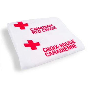 Canadian Red Cross Personal Disaster Blanket-FR