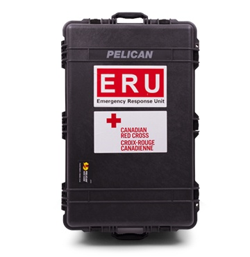 Canadian Red Cross Emergency Response Unit Kit