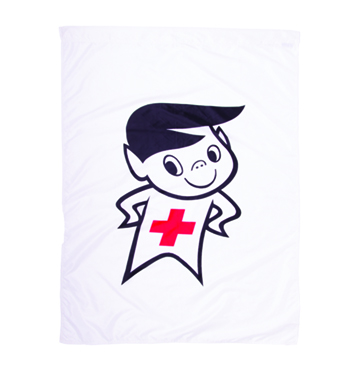 Walter Safety Flag