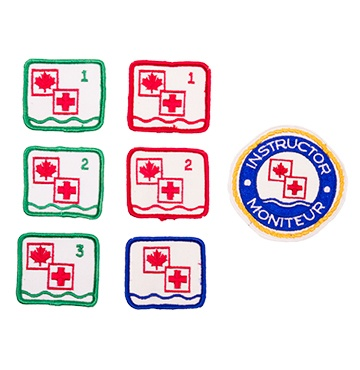 Small Craft Safety Badges-FR