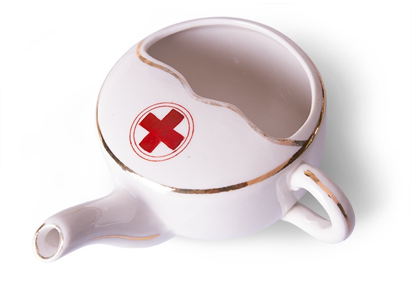 Canadian Red Cross Society Invalid Feeding Cup-FR