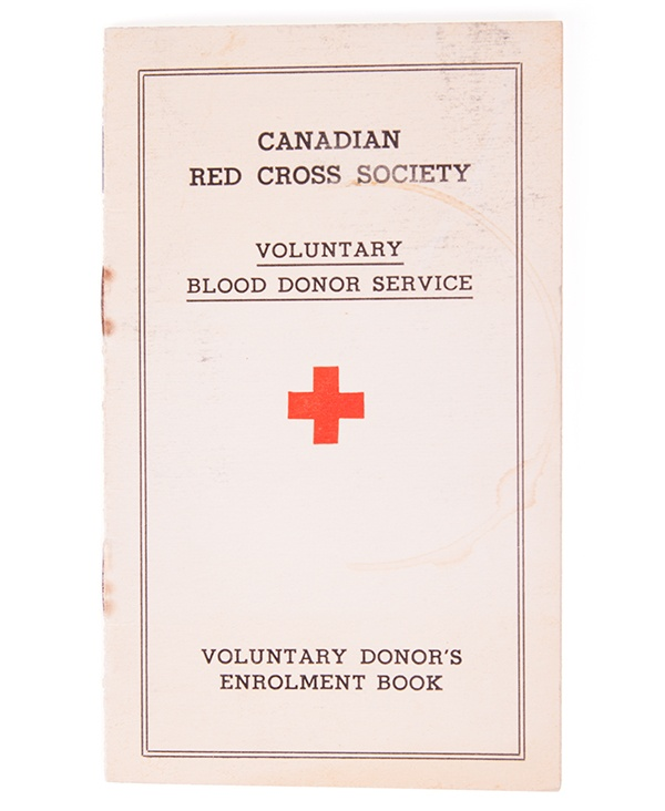 Support Canadian Red Cross Blood Donor Pins 3-FR