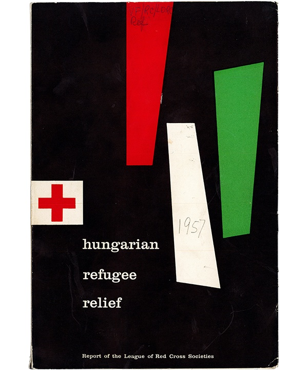 Hungarian Refugee Relief Report, 1957-FR