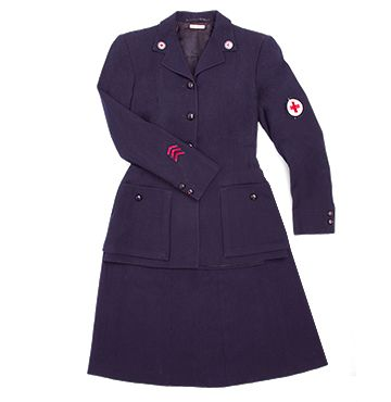 Canadian Red Cross Corps Uniform-FR
