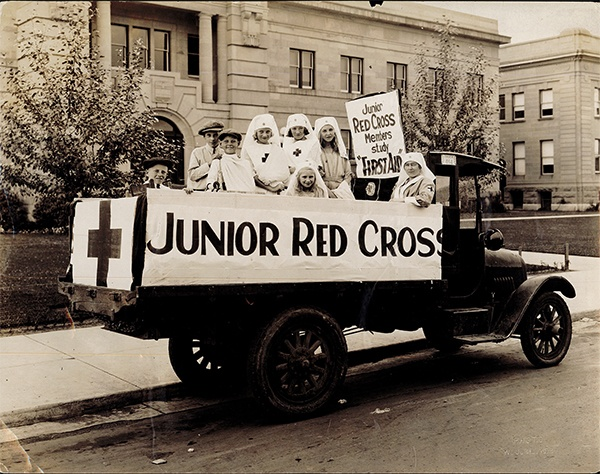 Junior Red Cross