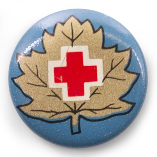 Canadian Red Cross Junior Pin