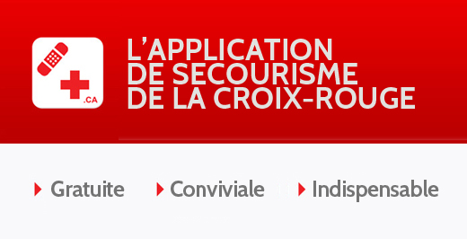 L'application de secourisme